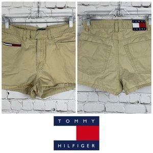 Tommy Hilfiger Tommy Jeans Vintage Khaki Shorts